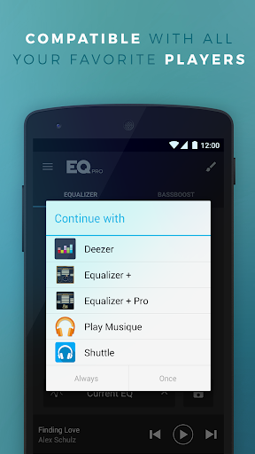 EQ PRO Music Player Equalizer  screenshots 6