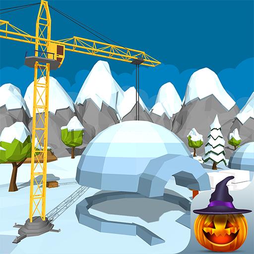 New City Builder Construction: Craft Design IGLOO