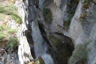 Photo: Jasper NP - Maligne Canyon
