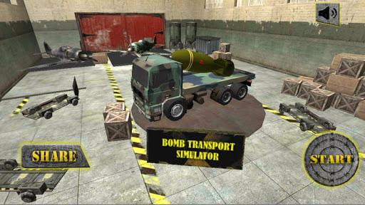 Bomb Transport Simulator