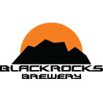 Logo for BlackRocks Brewery