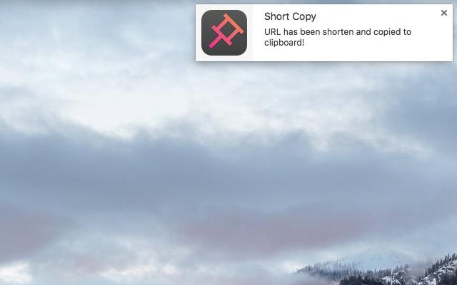 Short Copy