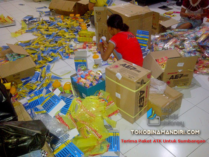 Toko Alat Tulis Grosir Jual Peralatan Sekolah Sedia ATK Lengkap Distributor Stationery Murah