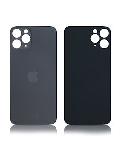 iPhone 11 Pro Back glass HQ Space Gray