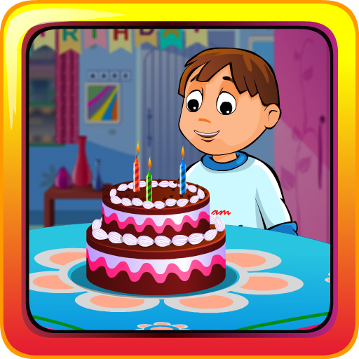 Escape the Chocolate Cake
