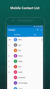 Export Contacts For WhatsApp 4