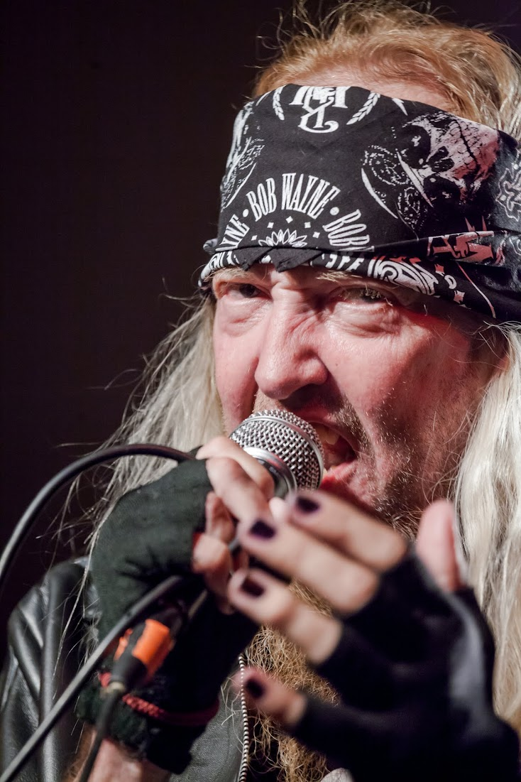 Warrel Dane, Dreamrites (Hard Rock Cafe, Bucureşti)