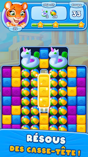 Code Triche Travel Blast: Puzzle APK MOD screenshots 2