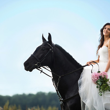 Wedding photographer Anastasiya Letnyaya (NastiSummer). Photo of 21.08.2017