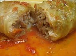 Sarma (an Original Cabbage Roll) Recipe