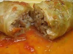 Sarma (an Original Cabbage Roll) Recipe