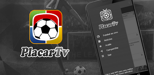 PlacarTv offline application and live where you came with your heart team 2019.