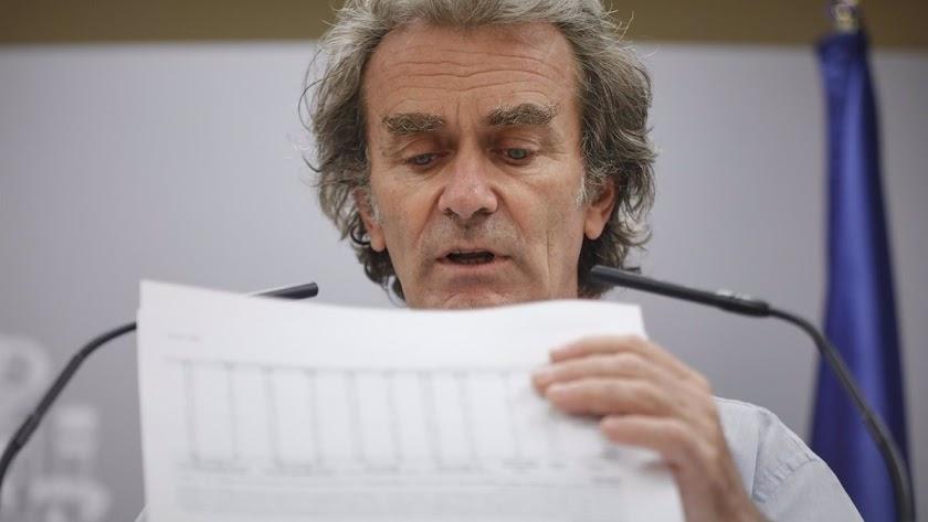 Fernando Simón, en una imagen de archivo.