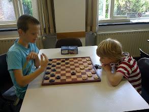 Photo: Aevum Kozijnen / van der Wiele toernooi zondag 2 oktober 2011  Foto Wim Winter