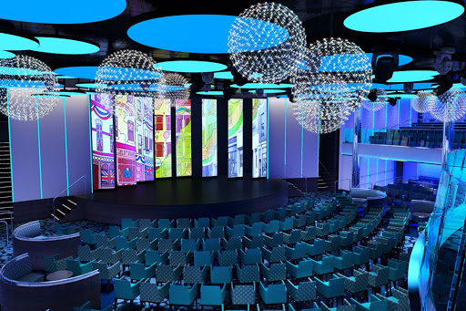 carnival-horizon-liquid-lounge.jpg - Head to Carnival Horizon's Liquid Lounge, a multi-purpose venue featuring magic, variety or vocalist shows.