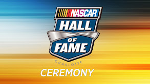 NASCAR Hall of Fame Ceremony thumbnail