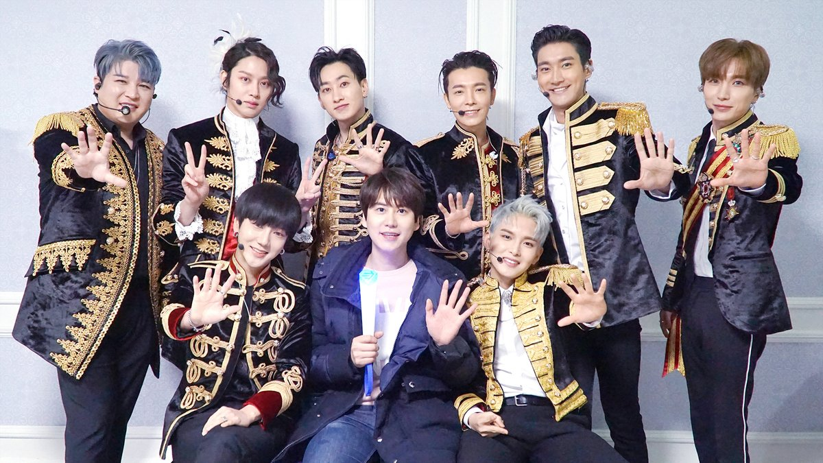 super junior comeback 2019 2
