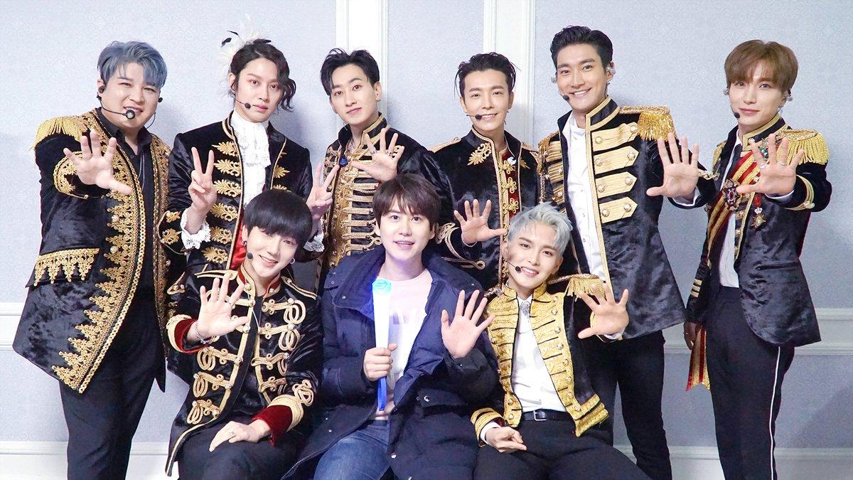 super junior comeback 2019 2