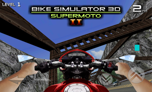 Télécharger Bike Simulator 2 Moto Race Game apk mod screenshots 5