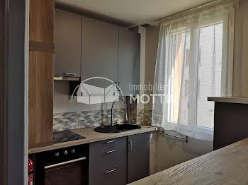 Appartement 3 pièces 47,21 m2