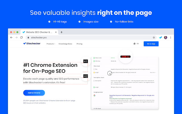 SEO Analyzer from Neil Patel, We Review this Free Website Tool - Website Seo Checker