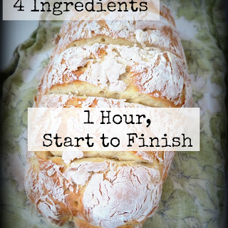 Easy Peesy French Bread