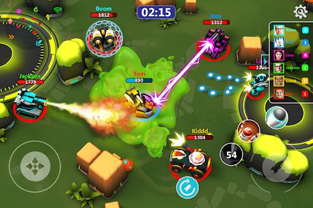Tank Raid Online 2.66 Apk Mod (Unlimited Money) Latest Version Download 8