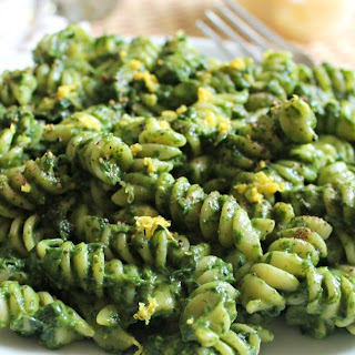 Healthy Pasta With Spinach In It Recipes.
