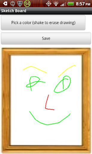 Free Drawing Board