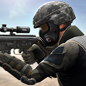 Sniper Strike – FPS 3D Shooting Game Icon