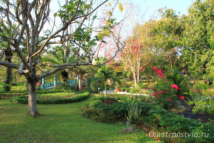 Парк TTC World Ta Cu на юге Вьетнама