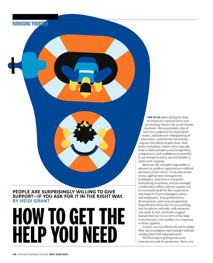 Harvard Business Review- screenshot