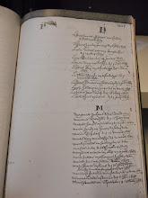 Photo: Maicke Jans van Collum den 19 7br 1683 Minnert Backer van Doccum den 12 7br 1685