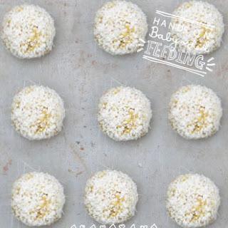 Lemon Sorbet Baby Amazeballs – Ultimate baby snack.
