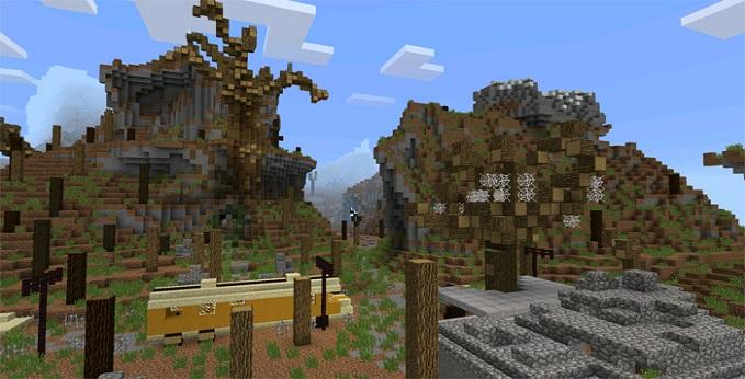 android Survival Maps For MCPE Screenshot 2