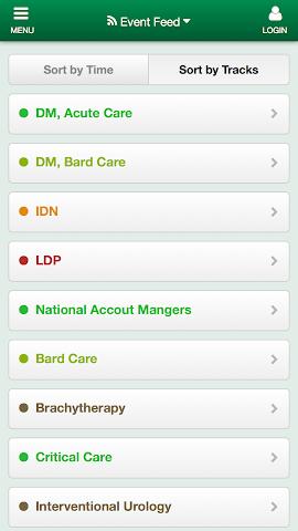 android BMD NSM 2016 Screenshot 0