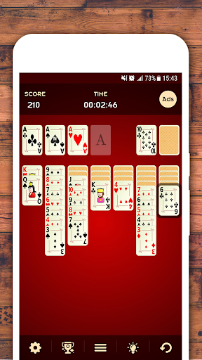 ♣ Solitaire Pro ♣ screenshot