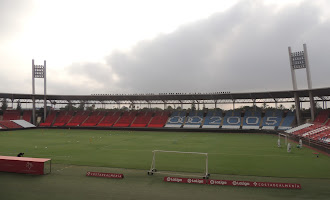 Parece otro Estadio...