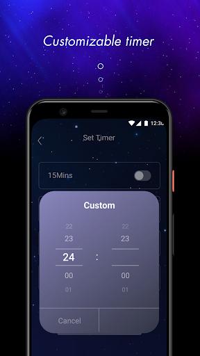 Better Sleep-Relaxing sounds screenshot 1