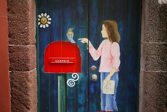 Photo: L art et les portes de Funchal