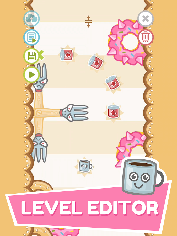 Toaster Swipe:Fun Jumping Game- screenshot