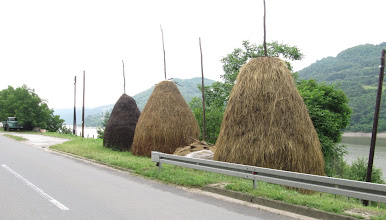 Photo: Day 83 - More of those Haystacks!