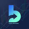 Crypto Blockfolio - Cryptocurrency Tracker app icon