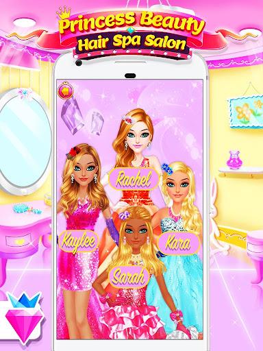 Princess Salon - Dress Up Makeup Game for Girls 1.0.5 screenshots 3