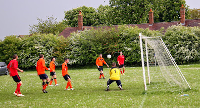 Photo: 10/05/14 v Mistley (Colchester & East Essex League Division One) 2-4 - contributed by Martin Wray