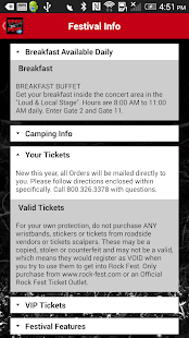 Rock Fest ~ Cadott, WI- screenshot thumbnail