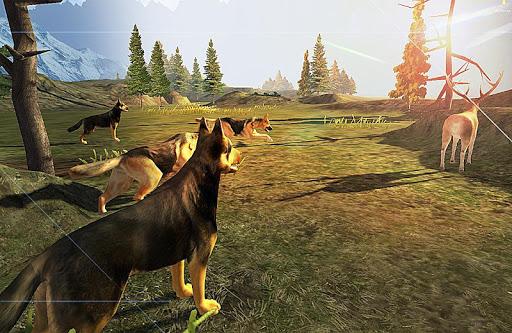 玩免費模擬APP|下載狗追逐模擬器 app不用錢|硬是要APP