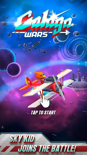 Galaga Wars v3.0.0.877 (Mod Money)