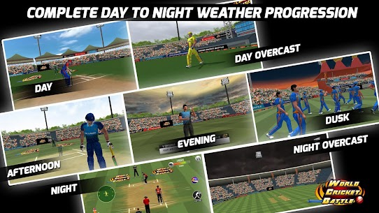 World Cricket Battle 2 (WCB2) – Multiple Careers App Download For Android and iPhone 6