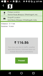 Arpa Cabs - Book Taxi in Ambikapur and Bilaspur - náhled